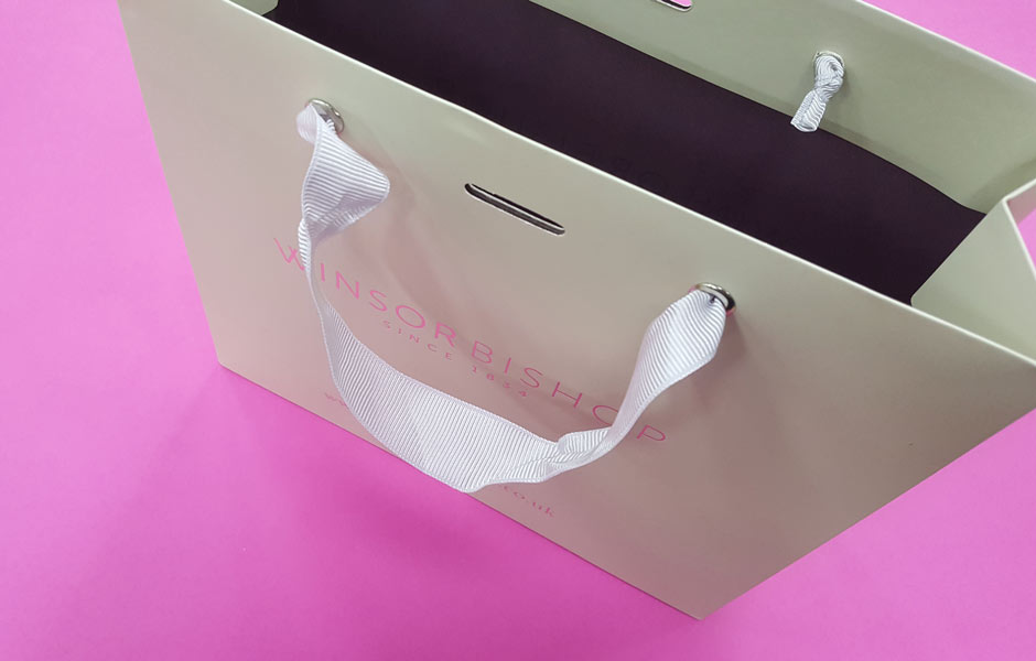 Luxury Paper Bag.