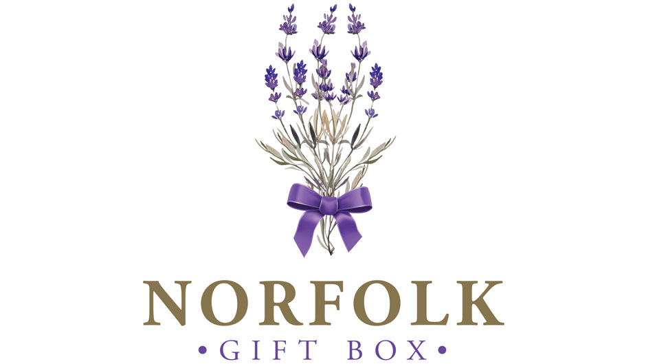 Norfolk Gift logo design.