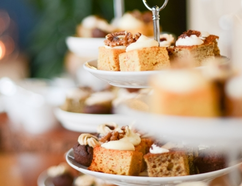 Join us for afternoon tea in aid of Marie Curie