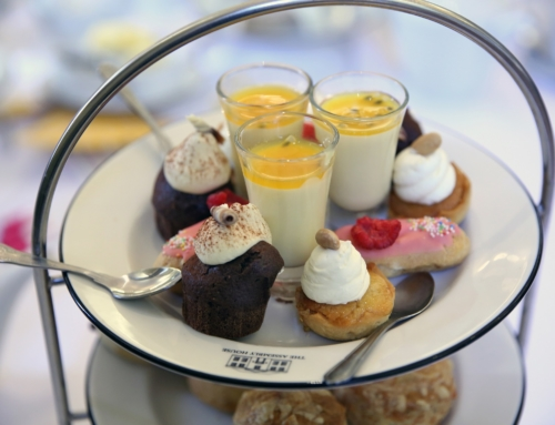 An Afternoon Tea in aid of Marie Curie