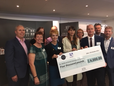 Local printers raise money for NNAB charity as part of The People Kit